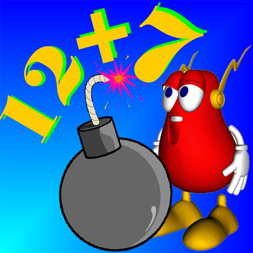Math Attack app icon
