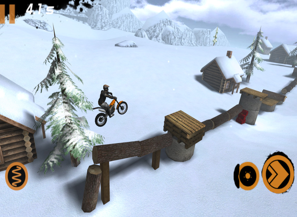 Screenshot TrialX2 Winter Free